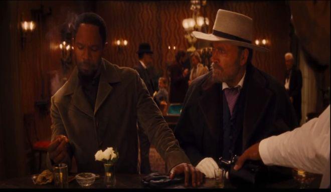 Die beiden Django-Darsteller