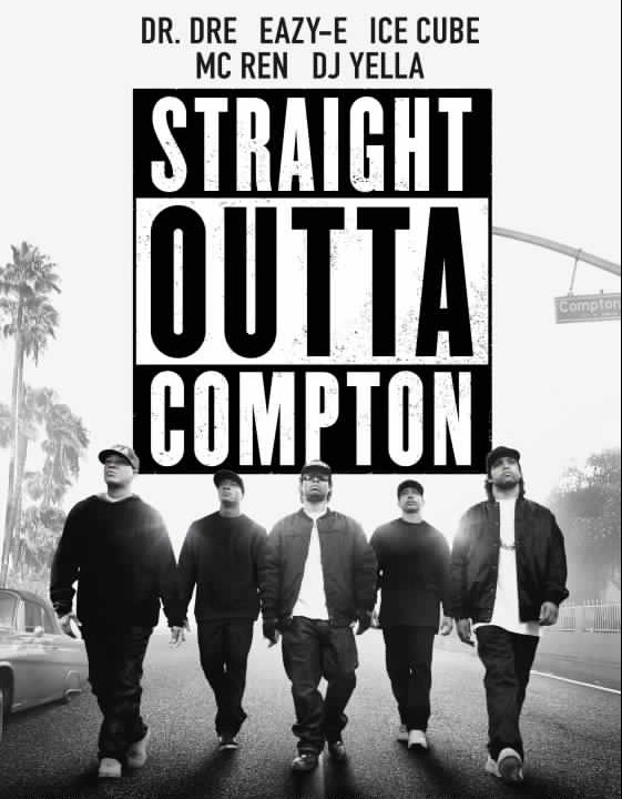 """Straight Outta Compton"" bringt den Gangster-Flair in deutsche Kinos"