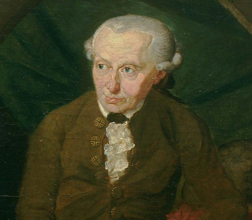 Kant war ein Rassist.