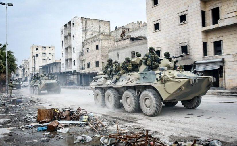Syrien: Das Endzeit-Schlachtfeld des 21. Jahrhunderts? EineDystopie