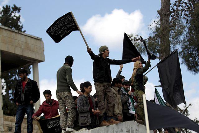 Dystopie Syrien